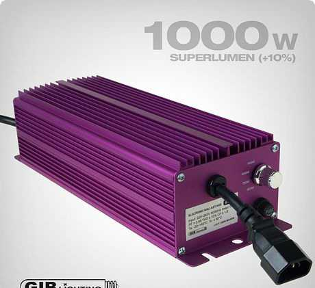 Эпра Балласт GIB Lighting NXE 1000W