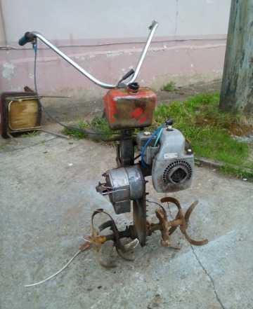 Продам совдеповский мотокультиватор
