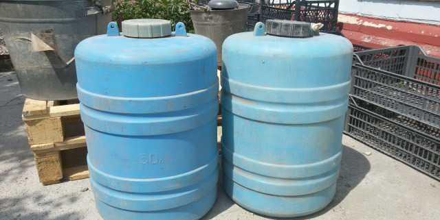Бочки 50-литровые