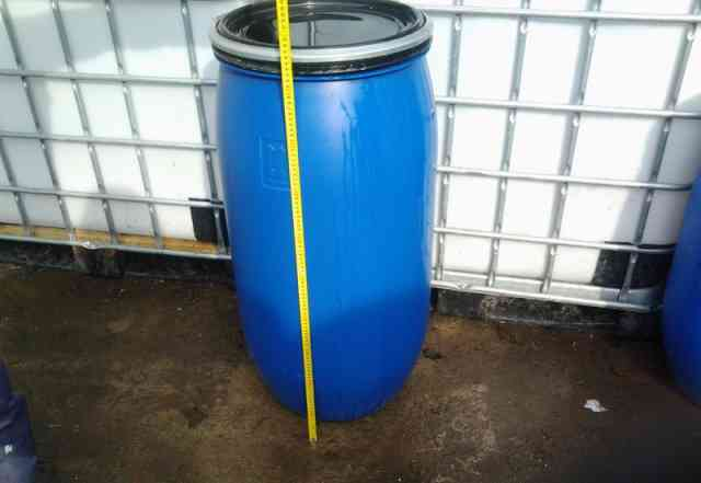 Бочка пластиковая 160 литров