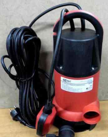 Дренажный насос для грязной воды 450 Вт