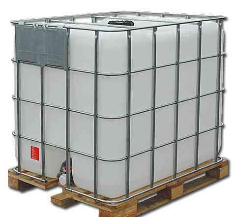 Продам пластиковую ёмкость 1000 л (1куб)