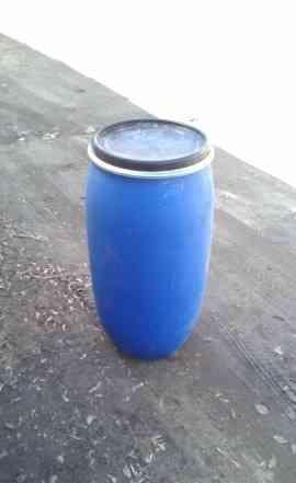 Утилизация пластиковых бочек