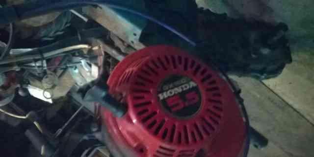 Мотокультиватор Крот мк1А Хонда f160 5.5 л/с