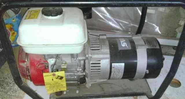 Бензогенератор хонда gx6.5