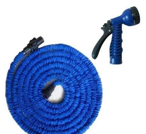 Шланг xhose поливочный 30 метров синий