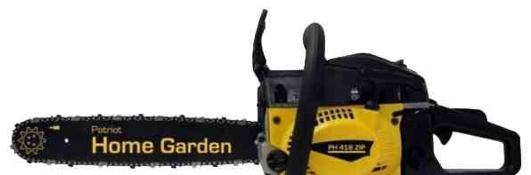 Бензопила патриот Home Garden PH 426 ZIP