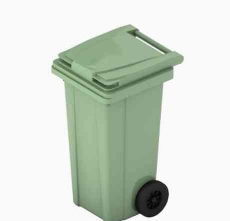 Мусорный контейнер на 120 литров