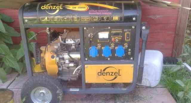 Генератор бензиновый Denzel DB-600E