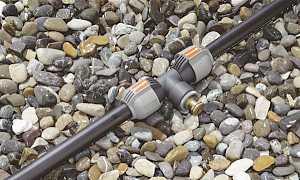 Дренажный клапан gardena