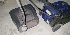 Газонокосилка подкатная электрическая