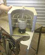 Печь дизельная
