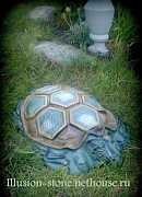 Ландшафтные животные, камни