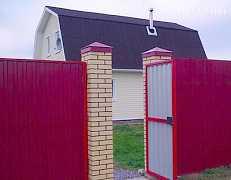 Заборы, ворота, калитки. Лучшее предложение