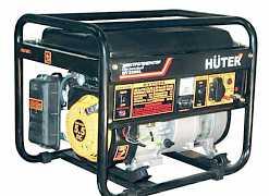 Генератор бензиновый huter DY2500Lектричества