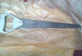Ножовка ручная со съёмными полотнами