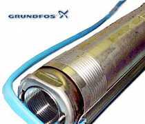 Скваженный насос grundfos SQ 2-70 (Дания)