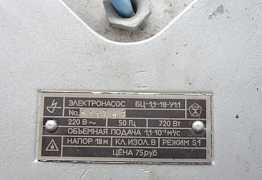 Электронасос бц-1.1-18-у1.1