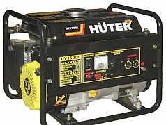 Бензогенератор Huter DY1500L