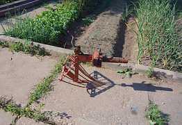 Навесное оборудование и мотоблок мтз-09Н