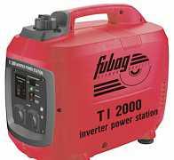 Генератор бензиновый fubag TI2000