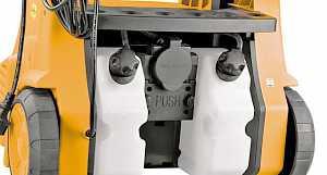 Мойка профессиональная с пылесосом defort DPW-1800