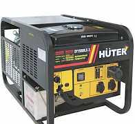 Продам новый бензогенератор huter DY-15000LX-3
