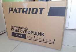 Снегоуборщик новый, патриот PS 791 Е