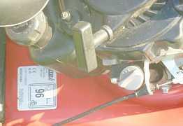 Газонокосилка бензиновая mtd 40