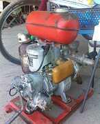 Бензопила(дружба), Насосный агрегат (ан-2К-9)