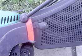 Электрогазонокосилка Bosch