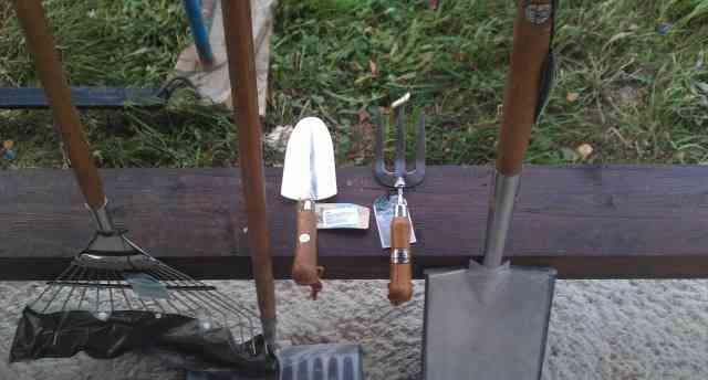 Комплект садового инструмента