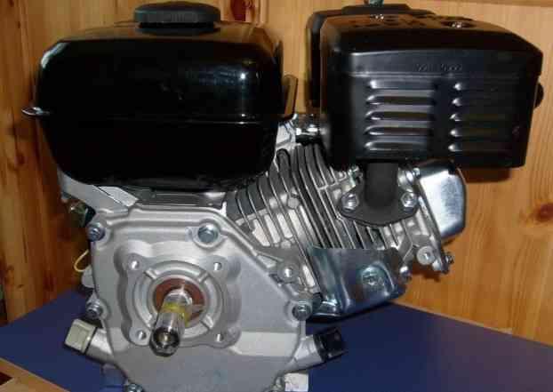 Бензиновый двигатель GX160 5.5 л/с на культиватор