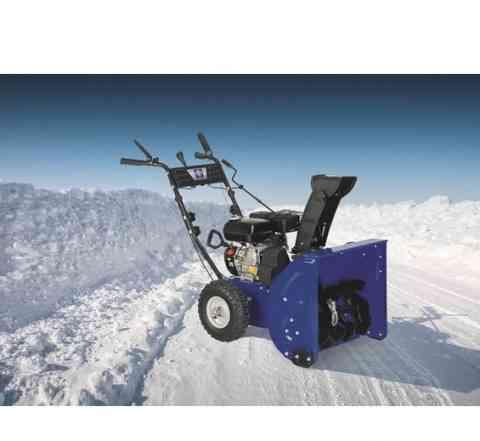 Снегоуборщик бензиновый LUX 163