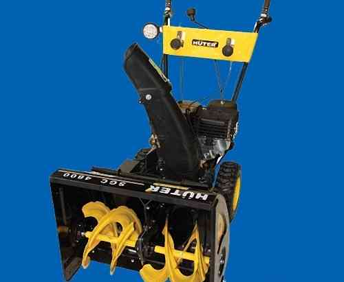 Снегоуборщик huter SGC-4800