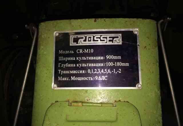 Мотоблок c-кроссер m-10