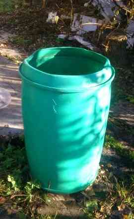Бочка садовая 200 литров