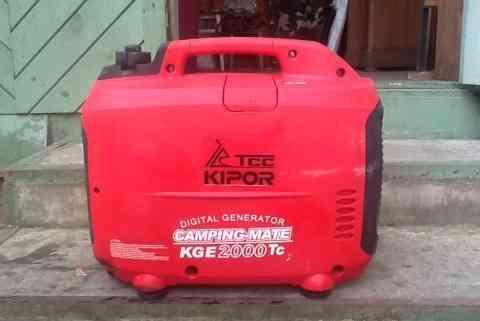 Генератор переносной Kipor KGE 2000Тс