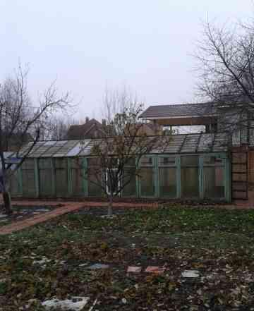 Продаётся садовая теплица