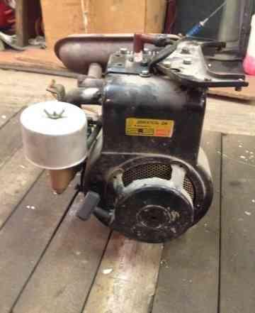 Двигатель дм к мотоблоку каскад 5.5 л. с
