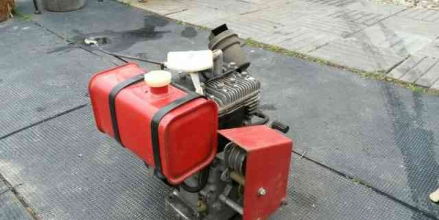 Мотор бензиновый. Подходит для циркулярки