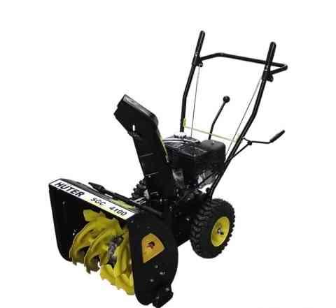Снегоуборщик Huter SGC 4100