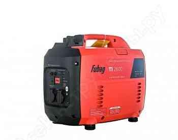 Бензиновый генератор Fubag TI 2600