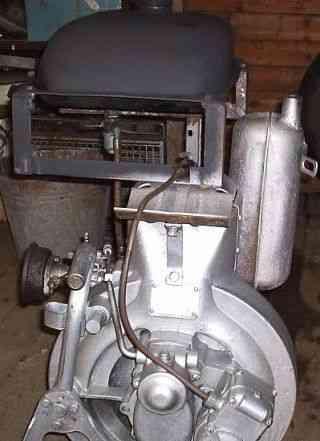 Двигатель внутреннего сгорания уд-1