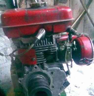 Двигатель для мотокультиватора мдз