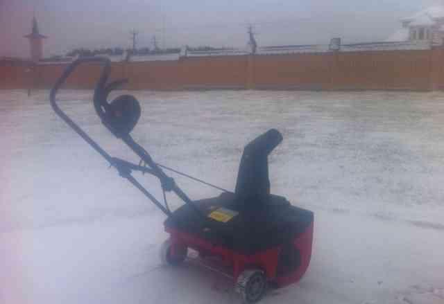 Электрический снегоуборщик Ikra 6020