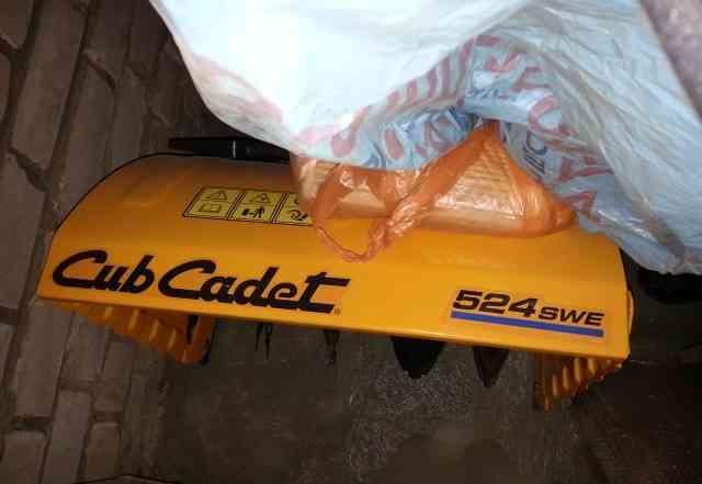 Снегоуборщик ClubCadet PRO 524 SWE (немного Б/У)