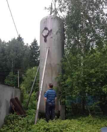 Водонапорная башня для дачи(емкость для воды)