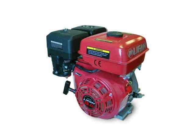 Двигатель для мотоблока Лифан 177ф (9л. с)