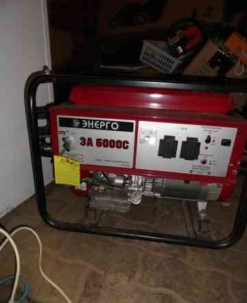 Электрогенератор эа6000С